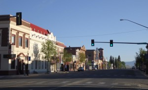 Deer Lodge Central Business Historic District