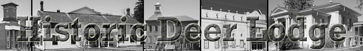Historic Deer Lodge